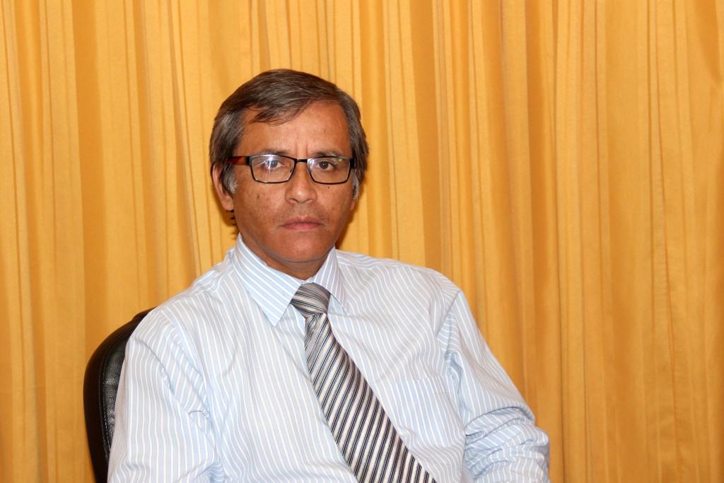 Patricio Moreno, director Daem